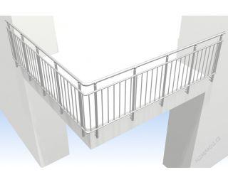gel nder f r fenster gel nder f r au en. Black Bedroom Furniture Sets. Home Design Ideas